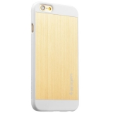Чехол SPIGEN SGP Aluminum Fit для iPhone 6s/ 6 (4.7) SGP10945 - Champagne Gold - Золотистый