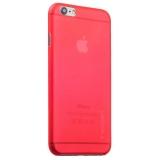 Пластиковый чехол - накладка для iPhone 6S SPIGEN SGP Air Skin (SGP11081) - Azalea Pink, цвет светло - розовый