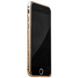 Бампер металлический iBacks Essence Aluminium Bumper for iPhone 6s/ 6 (4.7) - gold edge (ip60004) Gold Золотой