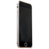 Бампер металлический iBacks Essence Aluminium Bumper for iPhone 6s/ 6 (4.7) - gold edge (ip60005) Silver Серебро