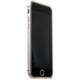 Бампер металлический iBacks Essence Aluminium Bumper for iPhone 6s/ 6 (4.7) - gold edge (ip60005) Silver Серебро