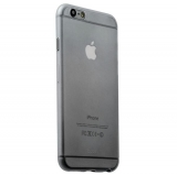 Накладка пластиковая ультра-тонкая iBacks iFling Ultra-slim PP Case для iPhone 6s/ 6 (4.7) - (ip60145) Transparent Прозрачная