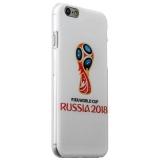 Чехол с рисунком для iPhone 6S Plus GA - Print Чемпионат мира 2018 вид 3