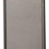 Чехол силиконовый для Samsung GALAXY S5 SM - G900F супертонкий (прозрачно - чёрный)