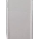 Чехол силиконовый для Samsung GALAXY S4 GT-I9500 супертонкий в техпаке прозрачный