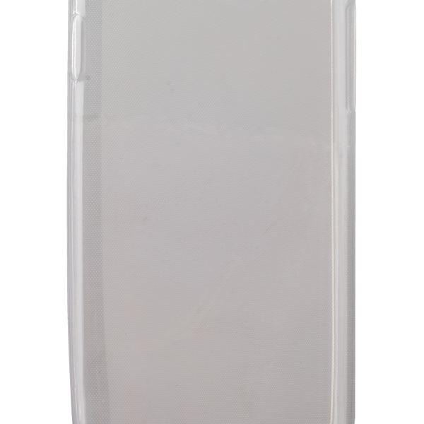 Чехол силиконовый для Samsung GALAXY Star Advance SM - G350E супертонкий прозрачный