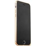 Бампер металлический iBacks Venezia Aluminum Bumper for iPhone 6s/ 6 (4.7) - (ip60078) Champagne Gold - Золото