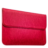 Защитный чехол - конверт для Apple MacBook Air 11 iCarer Genuine Leather Series, цвет розовый