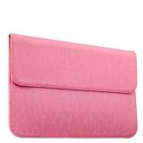 Защитный чехол - конверт для Apple MacBook Air 11 iCarer Genuine Leather Series, цвет светло - розовый