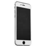 Защитное стекло для iPhone 6S Plus iBacks Nanometer Tempered Glass with Scaled Pattern (0.30 мм) White, цвет белый