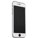 Защитное стекло для iPhone 6S Plus iBacks Nanometer Tempered Glass with Scaled Pattern (0.30 мм) White, цвет белый