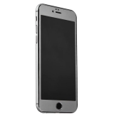 Стекло защитное & накладка пластиковая iBacks Full Screen Tempered Glass для iPhone 6s Plus/ 6 Plus (5.5) - (ip60187) Темно Серый