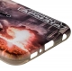 Чехол-накладка UV-print для Samsung GALAXY S6 SM-G920F силикон (игры) Проект Армата тип 001