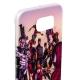 Чехол-накладка UV-print для Samsung GALAXY S6 SM-G920F силикон (кино) тип 004