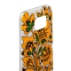 Чехол-накладка UV-print для Samsung GALAXY S6 SM-G920F силикон (цветы и узоры) Хохлома тип 005