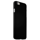Чехол-накладка Soft-Touch для iPhone 6s/ 6 (4.7) в техпаке Черная