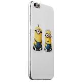 Чехол - накладка GA - Print для iPhone 6S Plus Миньоны вид 3