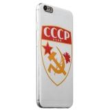 Чехол - накладка GA - Print для iPhone 6S Plus СССР вид 1