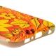 Чехол-накладка UV-print для Samsung GALAXY S6 SM-G920F силикон (цветы) тип 39