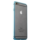 Бампер металлический iBacks Colorful Essence Aluminum Bumper для iPhone 6s Plus/ 6 Plus (5.5) (ip60088) Blue
