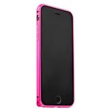 Бампер Fashion Case для iPhone 6s/ 6 (4.7) металлический розовый
