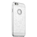 Накладка металлическая iBacks Cameo Series Aluminium Case for iPhone 6s/ 6 (4.7) - Venezia (ip60024) Silver Серебро
