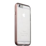 Чехол-накладка прозрачная Uniq для iPhone 6s/ 6 (4.7) Aircraft Clear IP6HYB-ACRCBRZ бампер Bronze