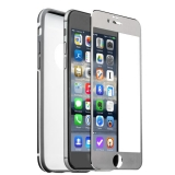 Чехол & стекло iBacks Ares Series Protection Suit для iPhone 6s/ 6 (4.7) - Conqueror (ip60158) Space Gray Серый