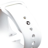 Спортивный ремешок для Apple Watch (42 mm) COTEetCI W3 Sport Band (CS2086 - WH), цвет белый