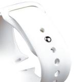 Ремешок спортивный COTEetCI W3 Sport Band (CS2086-WH) для Apple Watch 42 мм Белый