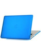 Чехол для Apple MacBook Pro Retina 13 BTA - Workshop матовый, цвет синий