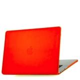 Чехол для Apple MacBook Pro Retina 13 BTA - Workshop матовый, цвет оранжевый