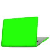 Чехол для Apple MacBook Retina 12 матовый, цвет зеленый