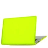 Чехол для Apple MacBook Air 11 BTA - Workshop матовый, цвет желтый
