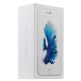 Коробка для iPhone 6S Plus муляж для витрины Silver Серебристый
