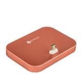 Док - станция MicroUSB COTEetCI Base11 Stand CS5013 - MRG Pink - gold, цвет розовое золото