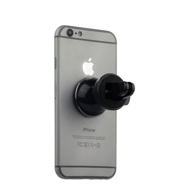 Магнитный автомобильный держатель для смартфонов в решетку Magnetic Air Vent Mount (YQ - CT007), цвет черный
