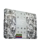 Чехол для Apple MacBook Air 13 BTA - Workshop с рисунком вид 3 (цветы)