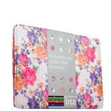 Чехол для Apple MacBook Pro 13 BTA - Workshop с рисунком вид 5 (цветы)