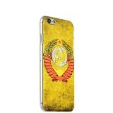 Чехол-накладка UV-print для iPhone 6s/ 6 (4.7) пластик (арт) тип 14