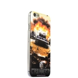 Чехол с рисунком для iPhone 6S Plus GA - Print World of Tanks вид 1