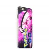 Чехол с рисунком для iPhone 6S Plus GA - Print Pokemon GO вид 2