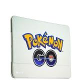 Кожаный чехол книжка для iPad Air 2 Birscon Fashion series с рисунком GA - Print (Pokemon GO) вид 3