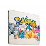 Чехол-книжка кожаный Birscon для iPad Air 2 Fashion series с рисунком UV-print (Pokemon GO) тип 04