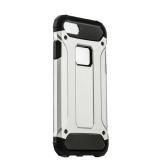 Противоударный чехол - накладка для iPhone 8 Amazing design, цвет серебристый
