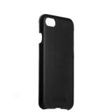 Кожаный чехол - книжка для iPhone 8 Valenta Back Cover Classic Style, цвет черный