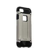 Противоударный чехол - накладка для iPhone 8 Amazing design, цвет серый