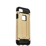 Противоударный чехол - накладка для iPhone 8 Amazing design, цвет золотистый
