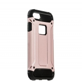 Противоударный чехол - накладка для iPhone 8 Amazing design, цвет розовое золото