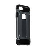 Противоударный чехол - накладка для iPhone 8 Amazing design, цвет черный оникс